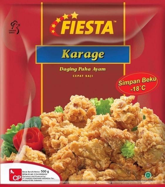 Fiesta  Karage 1