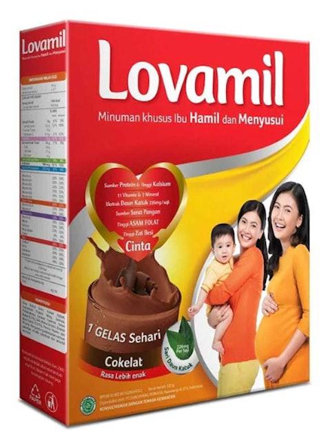 Kalbe Farma Lovamil Ibu Hamil 1
