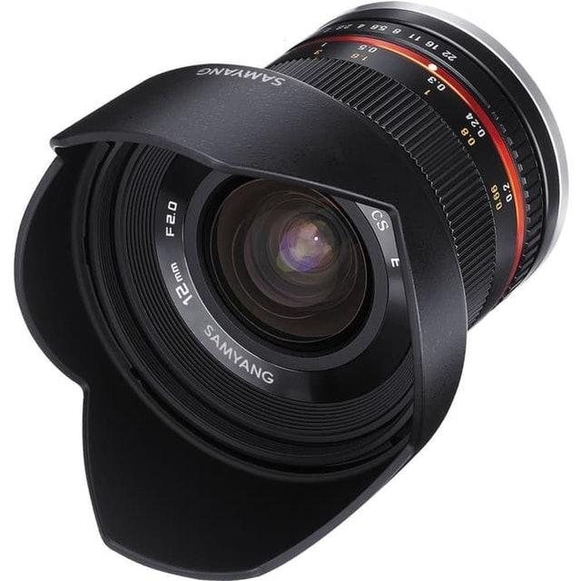 Samyang  12mm F2.0 NCS CS 1