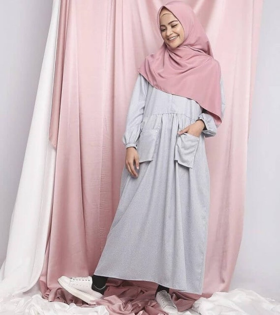 Hijab Princess  Hulya Dress 1