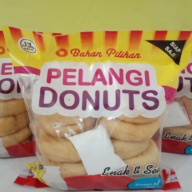 Pelangi Donuts 1