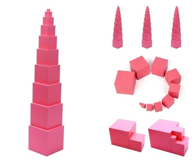 Pink Tower 1