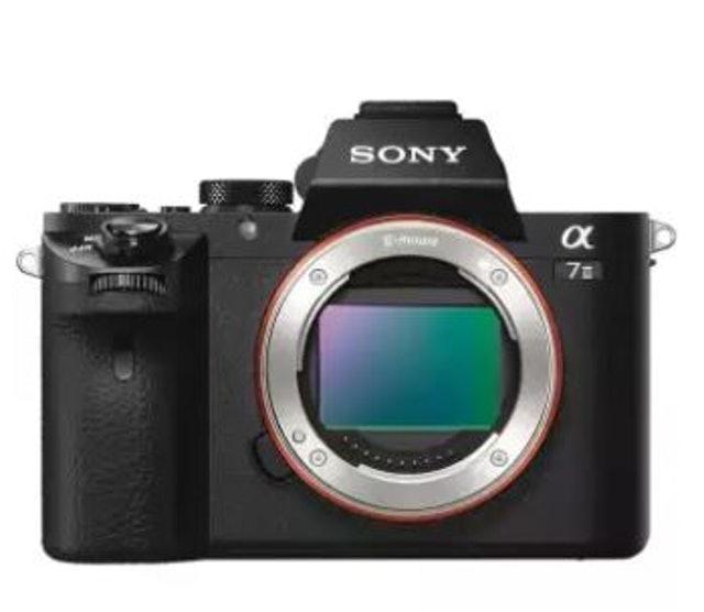 Sony  α7 II E-mount Camera with Full Frame Sensor 1