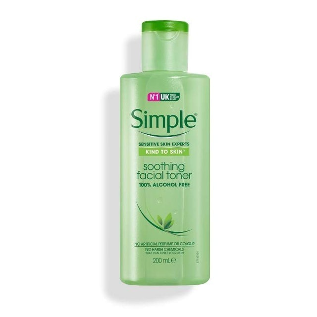 Simple Kind to Skin Soothing Facial Toner 1