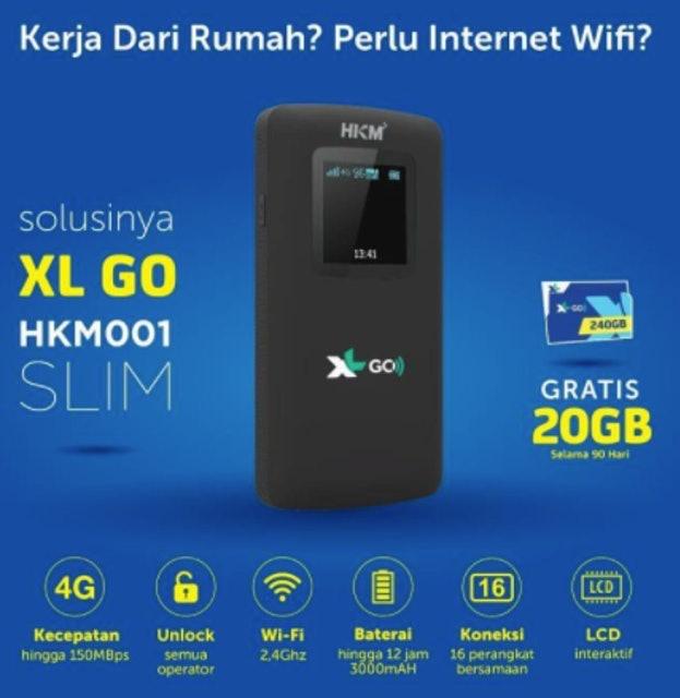 HKM XL Go Slim 1