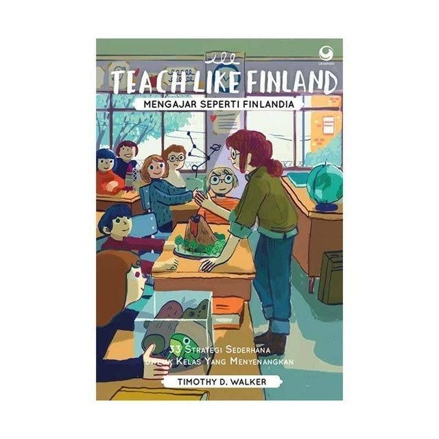 Timothy D. Walker Teach Like Finland 1