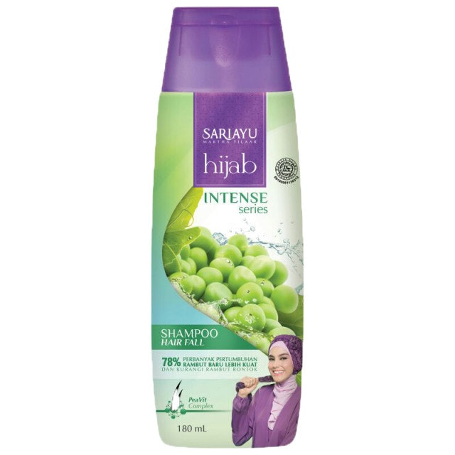 Sariayu  Hijab Intense Series Shampoo Hair Fall 1