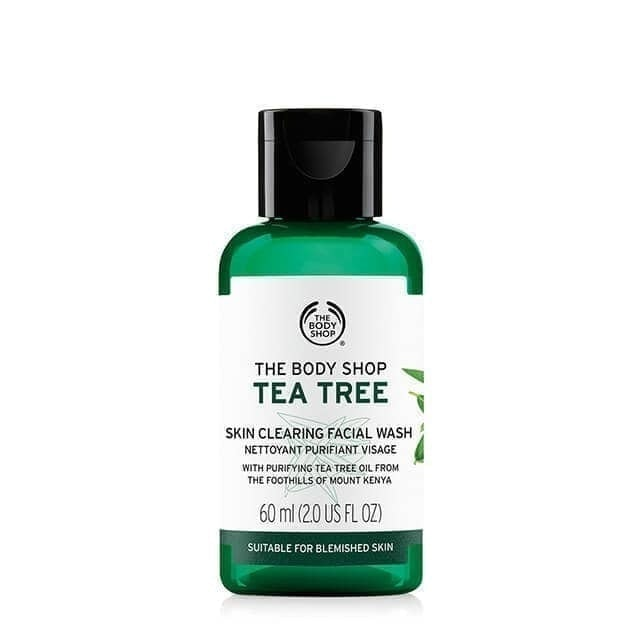 The Body Shop Tea Tree Skin Clearing Facial Wash 1
