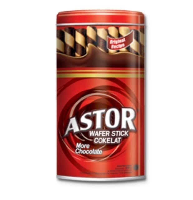 Mayora Astor Wafer Stick Cokelat 1