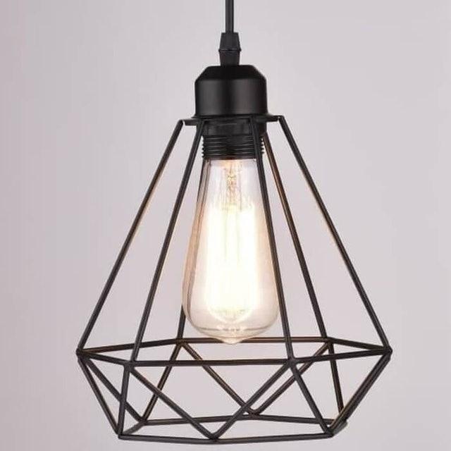 Lampu Hias Model L-655 Vintage Diamond 1