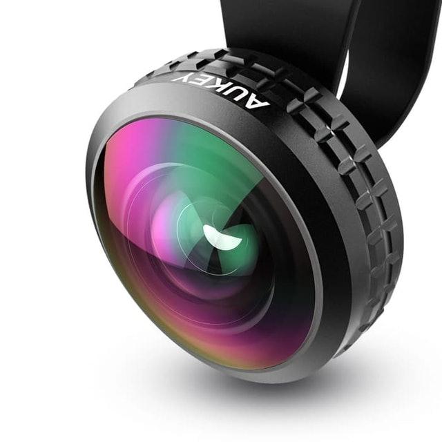 Aukey  Optic Pro Super Wide Angle Lens  1