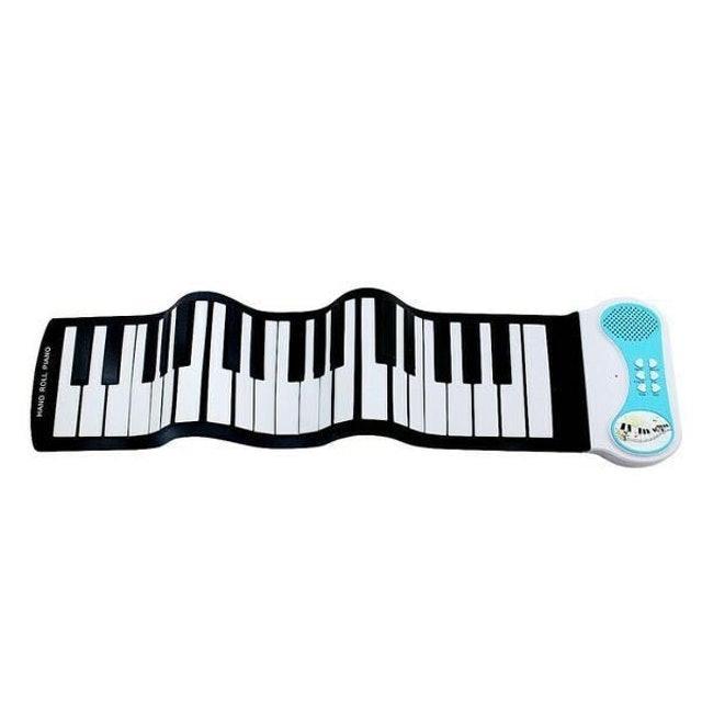 Piano Silikon Bentuk Karpet Lipat 140 Nada 1