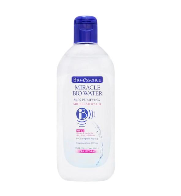 Bio-Essence  Miracle Bio Water Skin Purifying Micellar Water  1