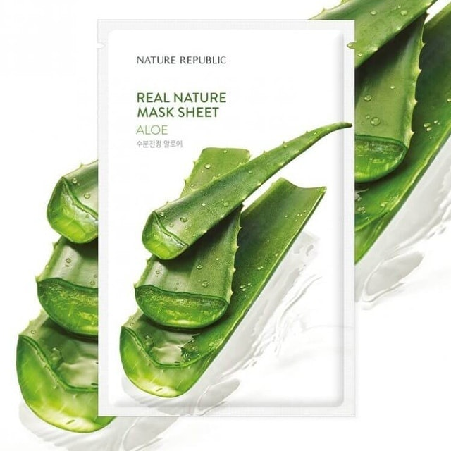 Nature Republic  Real Nature Mask Sheet 1