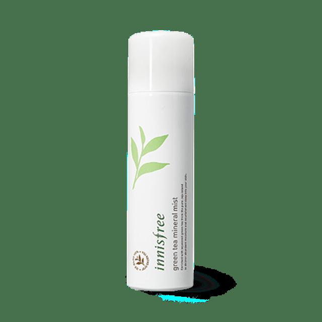 Innisfree Green tea mineral mist  1