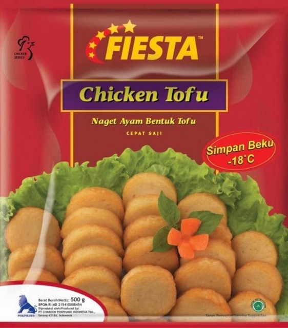 Fiesta Chicken Tofu 1