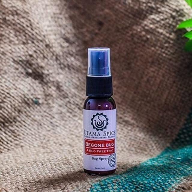 Utama Spice  Begone Bug Spray 35 ml 1