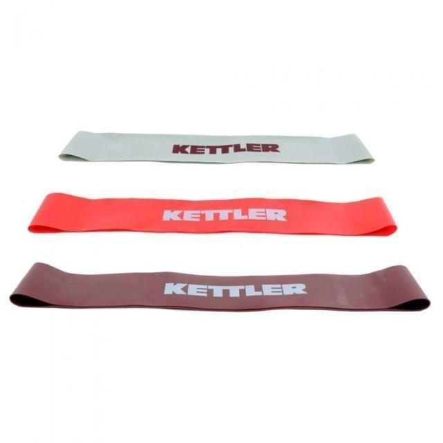 KETTLER 3in1 Lower Body Resistance Band 1