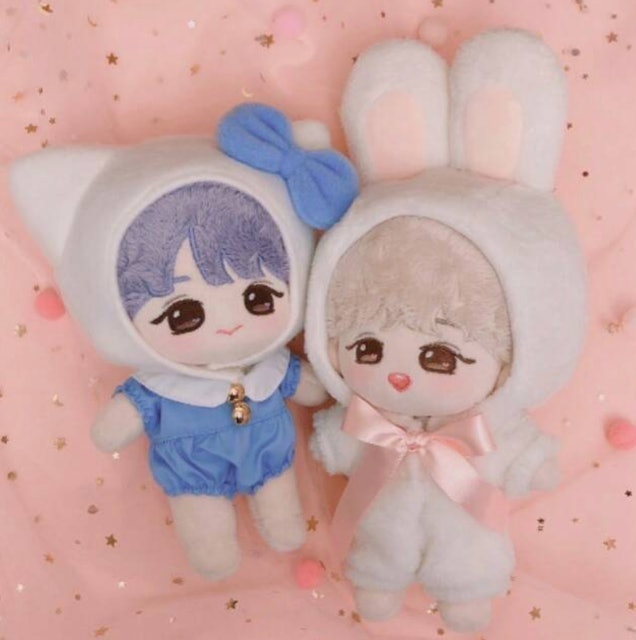 Milkywink Park Jihoon Doll 1