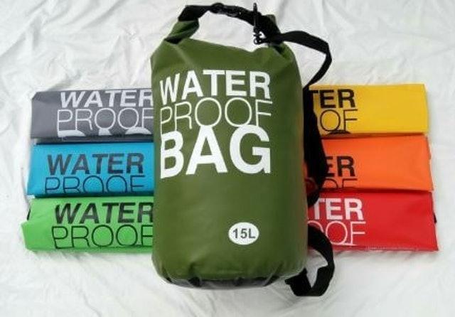 Ocean Pack  Dry Bag Eco 15 Liter  1