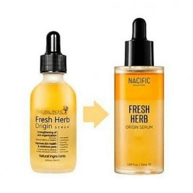 Nacific (Natural Pacific) Fresh Herb Origin Serum 1