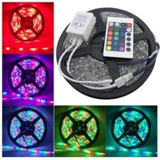 Lampu LED Strip RGB Warna 1