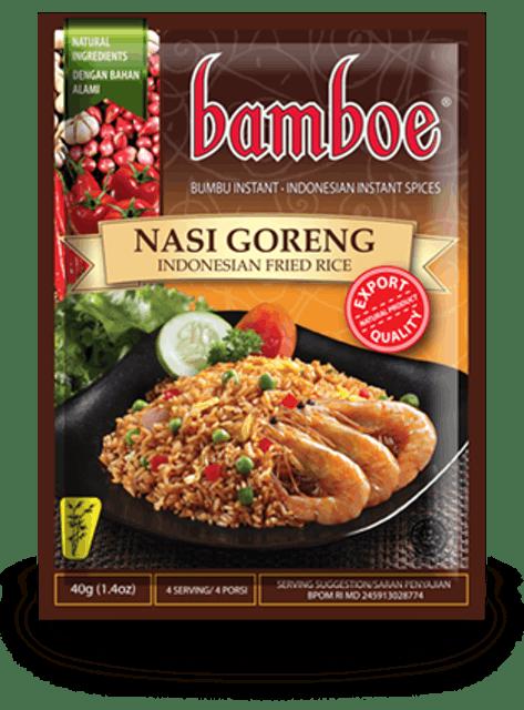 Bamboe Nasi Goreng 1