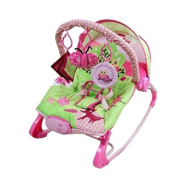 Sugar Baby  10-in-1 Premium Rocker Little Owl  1