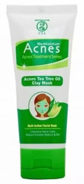 Acnes Tea Tree Oil Clay Mask 1
