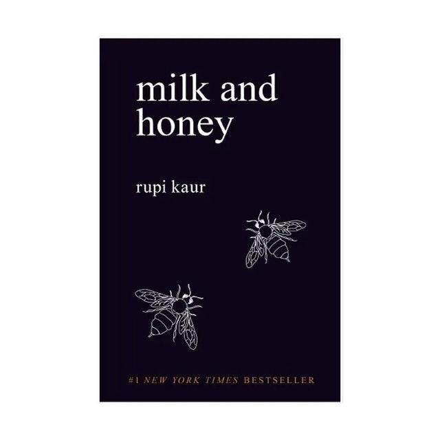 Rupi Kaur Milk and Honey 1