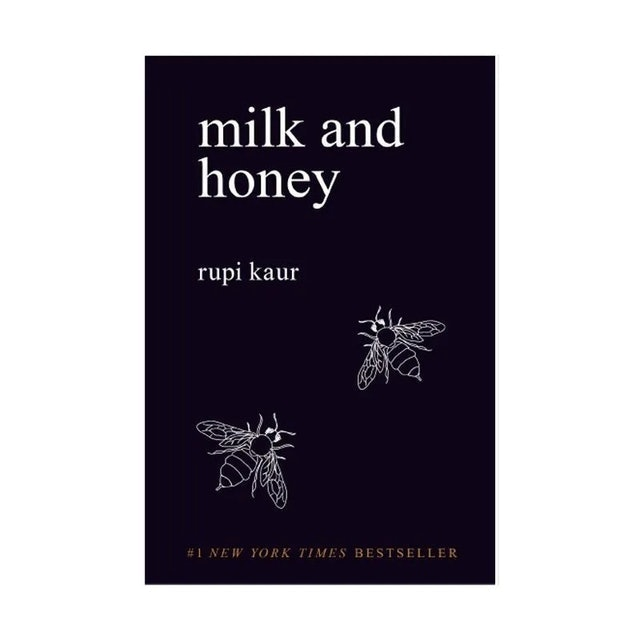 Rupi Kaur Milk and Honey 1
