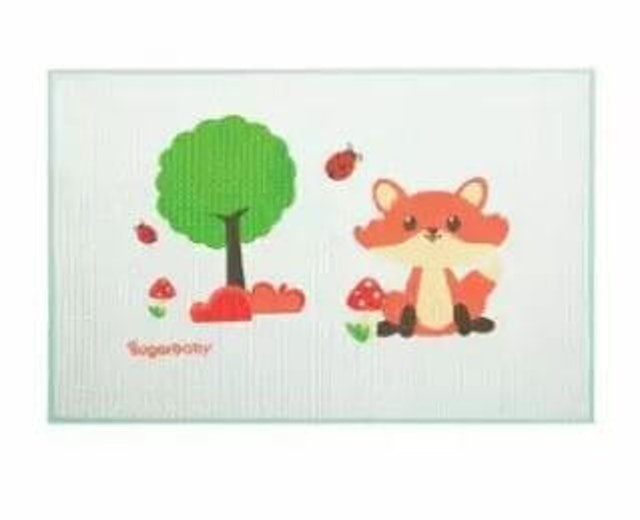 Sugarbaby  Organic Healthy Cot Sheet  1