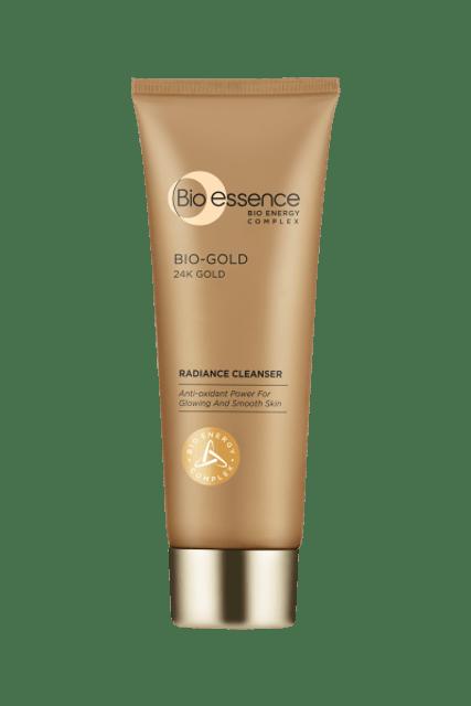 Bio-Essence Bio-Gold Radiance Cleanser 1