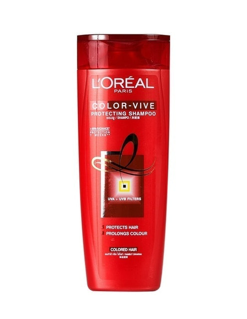 L'Oreal Paris Color-Vive Protecting Shampoo 1