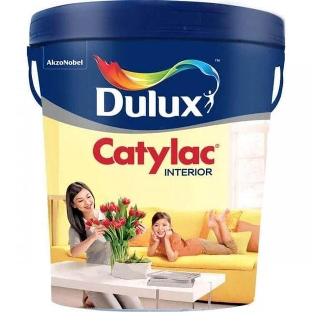 Dulux  Catylac Interior - Putih 1