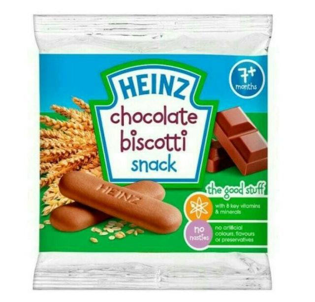 Heinz Chocolate Biscotti  1