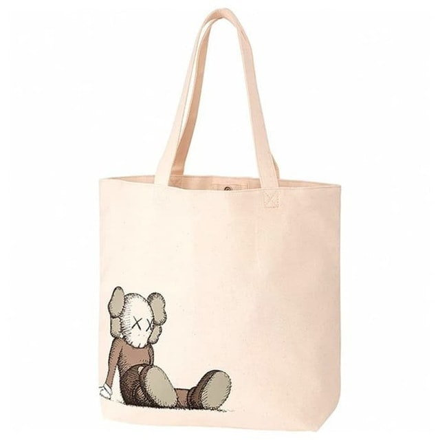 Uniqlo  Kaws Tote Bag 1