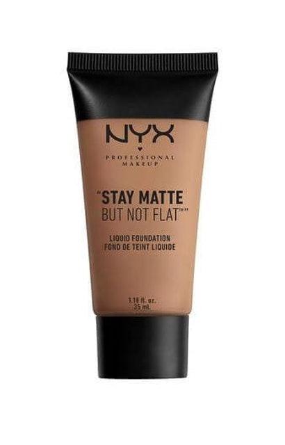 NYX Stay Matte But Not Flat Liquid Foundation 1
