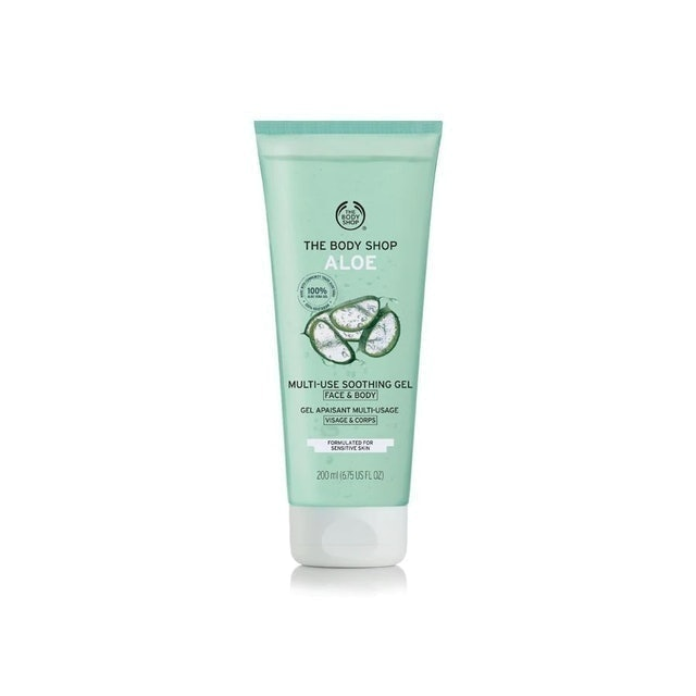 The Body Shop Aloe Multi-Use Soothing Gel 1