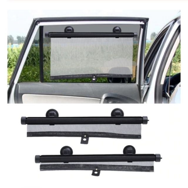 Roller Blind Car Sunshade  1