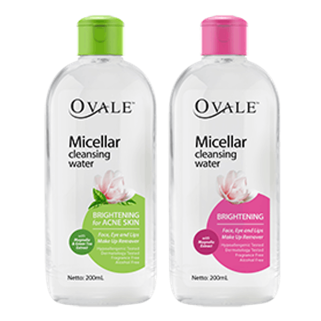 Kino Ovale Micellar Cleansing Water 1