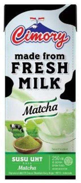 Cimory UHT Milk Matcha  1