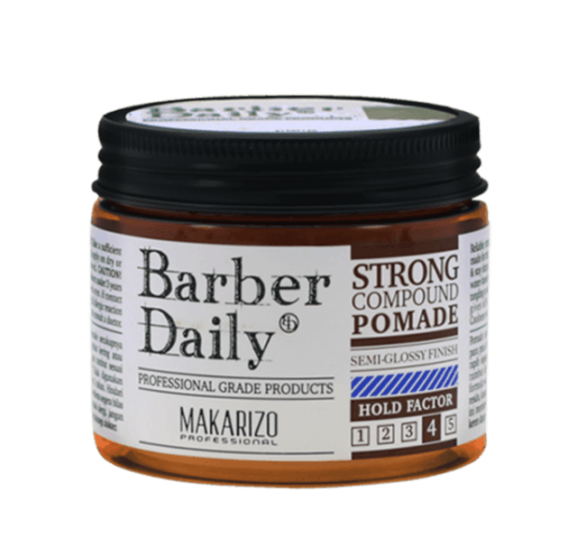 Makarizo Professional Barber Daily Strong Compound Pomade 1