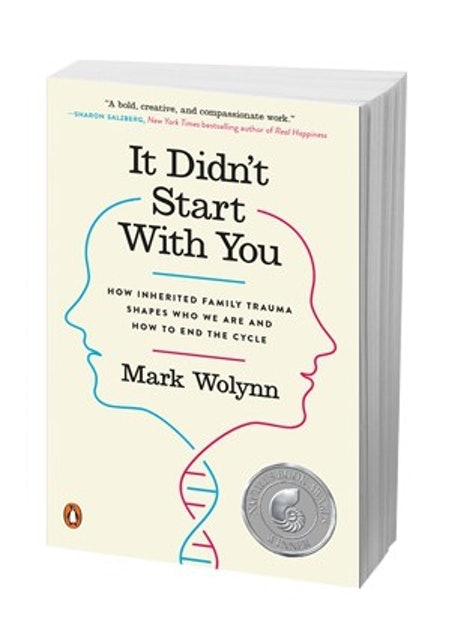 Mark Wolynn It Didn't Start With You 1