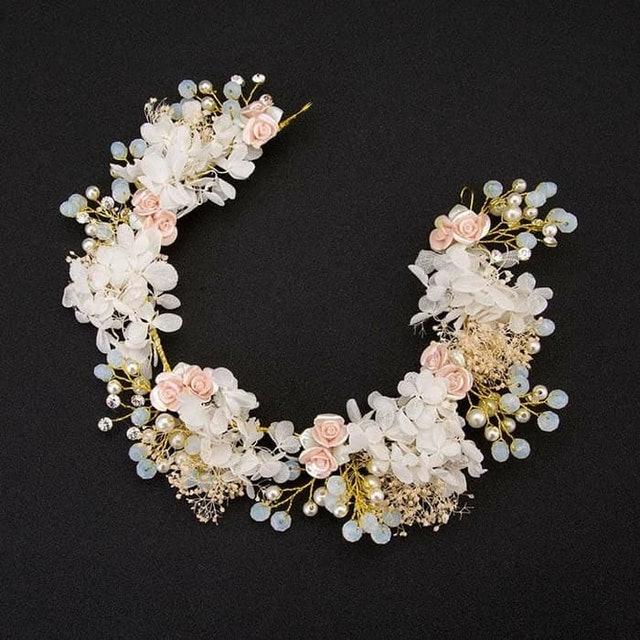 Headpiece Flower Crown 1