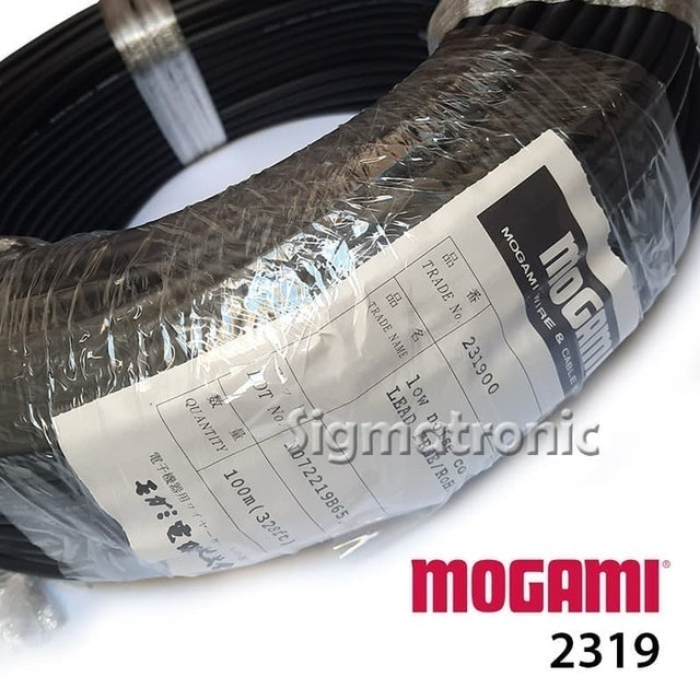 Mogami Instrument Guitar Cable 1