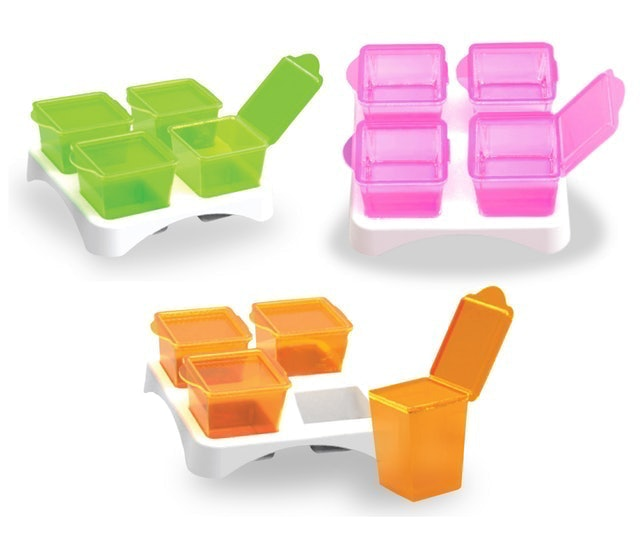 Baby Safe Multi Food Container  1