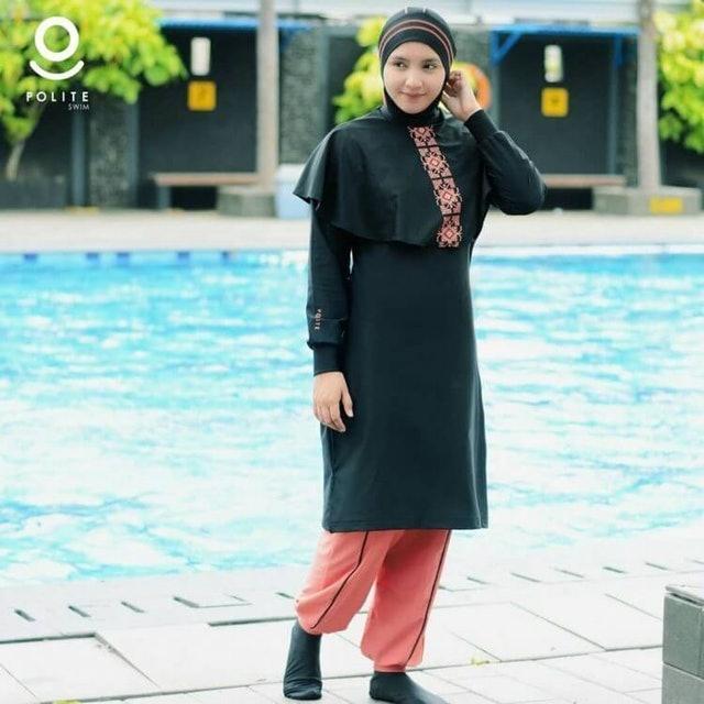 Polite Swim  Muslimah Swimsuit 1