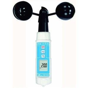 Anemometer mangkuk: Waterproof dan aman digunakan saat hujan