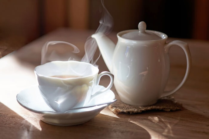 Golden rule untuk kenikmatan teh Anda